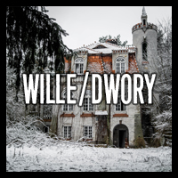 wille. dwory, pałace