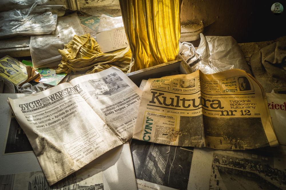Życie Warszawy i Kultura - kultowe gazety PRL'u