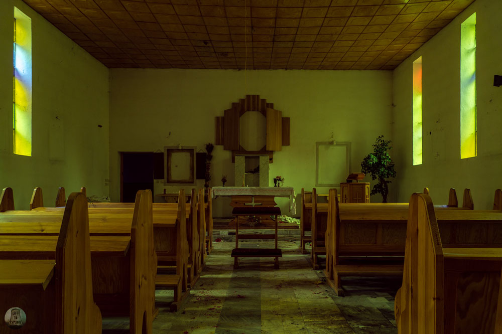 Mroczna kaplica