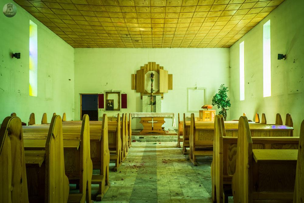 Przyjazna kaplica